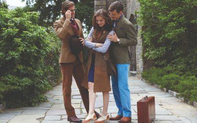Richard Bennett Custom Tailors Launches Redesigned Website